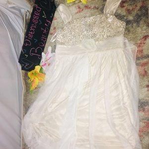 ‼️❤️NWOT MY MICHELLE Girls Formal Dress!❤️‼️
